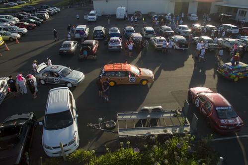 Shitbox Rally, New Zealand 2016