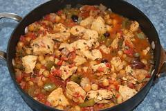 Chicken & Chickpea Stew