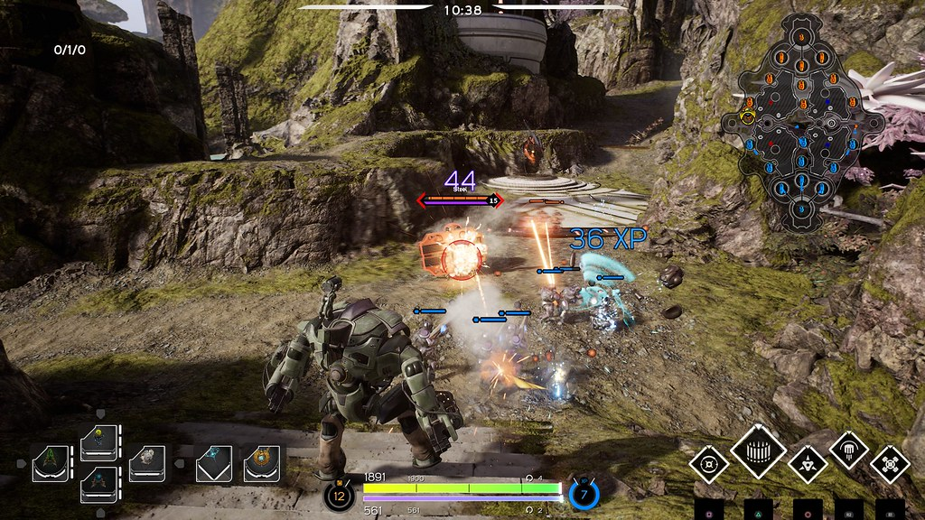 Paragon on PS4