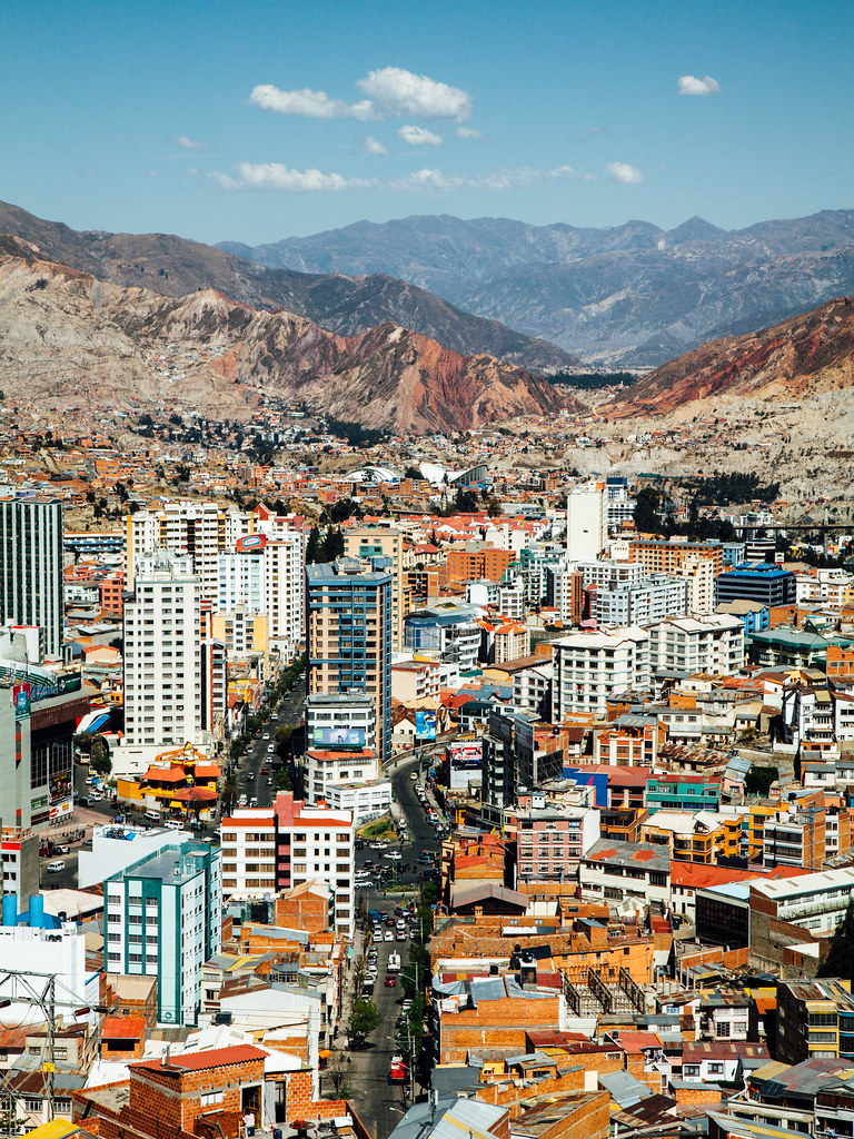 Four Days In La Paz Bolivia Oh Ladycakes
