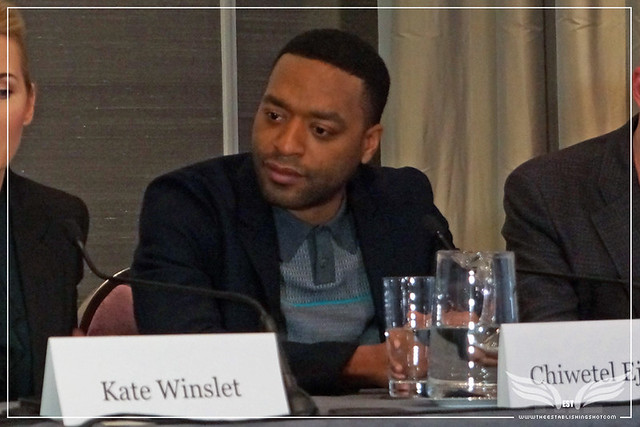 The Establishing Shot: TRIPLE 9 CHIWETEL EJIOFOR DISCUSSES WHAT DREW HIM TO THE ROLE OF COMPROMISED RINGLEADER MICHAEL ATWOOD IN TRIPLE 9 - CORINTHIA HOTEL LONDON
