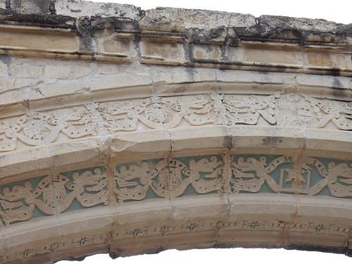 Coixtlahuaca - Templo y Ex-convento de San Juan Bautista - 1