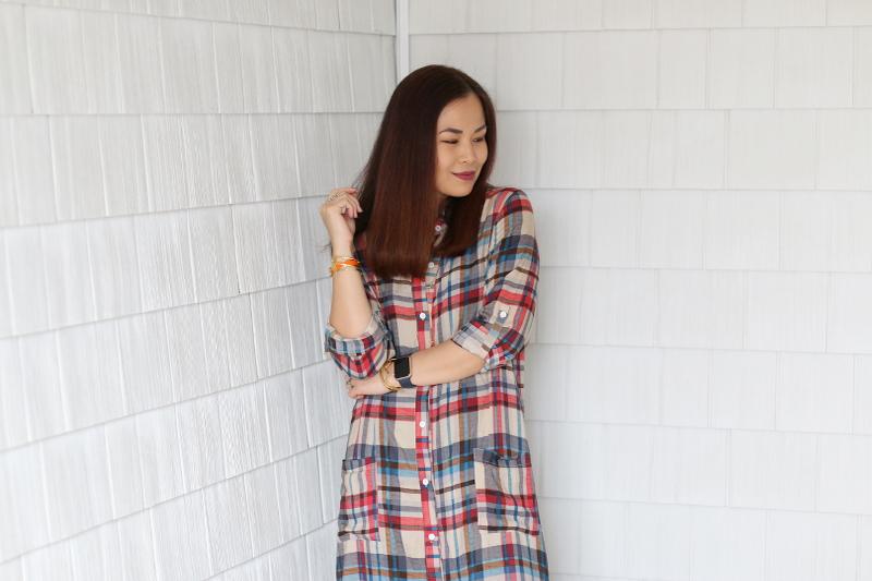 shein-plaid-shirt-dress-2