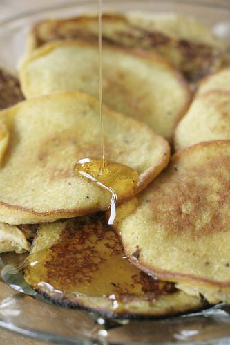plantain pancakes