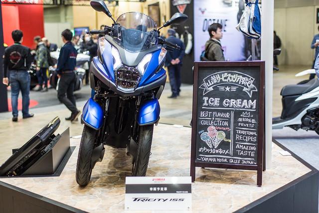 Motorcycle Show YAMAHA