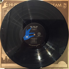 ANN PEEBLES:PART TIME LOVER(RECORD SIDE-A)