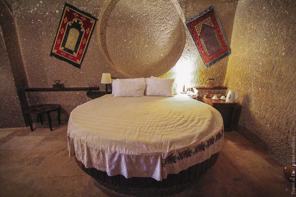 Kingsize Bed, Grand Cave Suites, Cappadocia