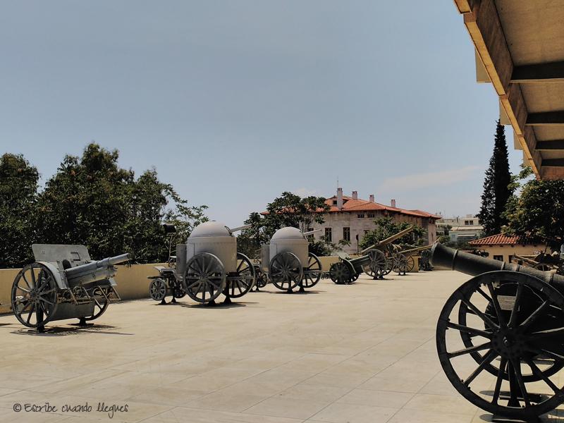 Museo de la Guerra de Atenas