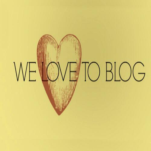 welovetoblog
