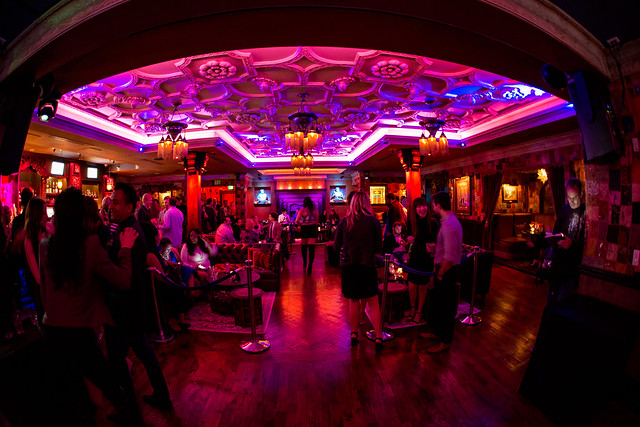 House Of Blues In Dallas Unveils A New Look For The Foundation Room