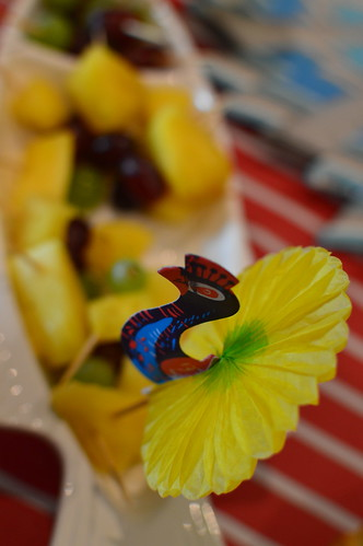 Jamaican-themed Bridal Shower with Jamaican Beef Patty