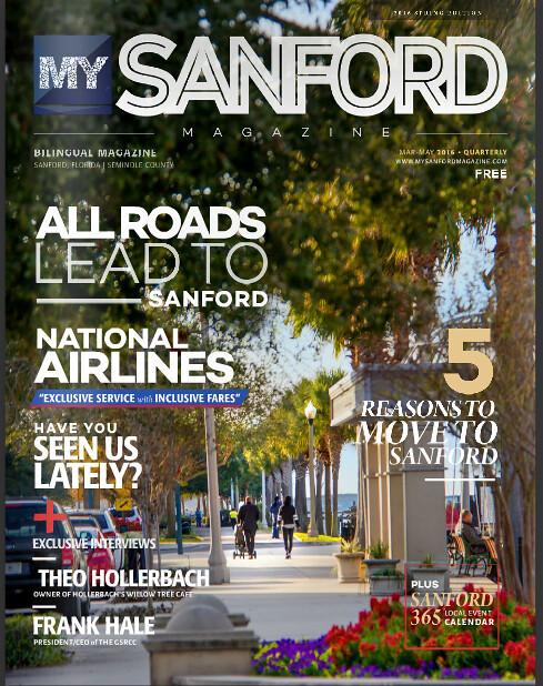 mysanford magazine