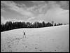 APRIL-SNOW IN STYRIA/AUSTRIA