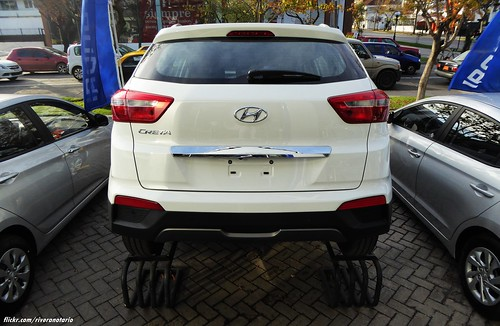 Hyundai Creta - Santiago, Chile