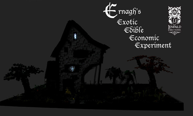 Ernagh's Exotic Edible Economic Experiment