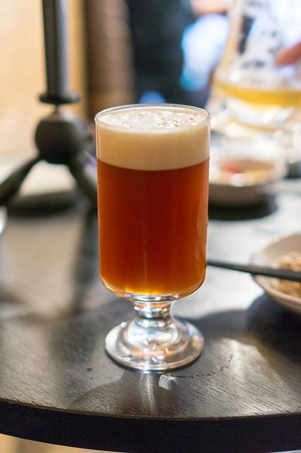 クラフトビール、登戸ムーンライト、津久井道