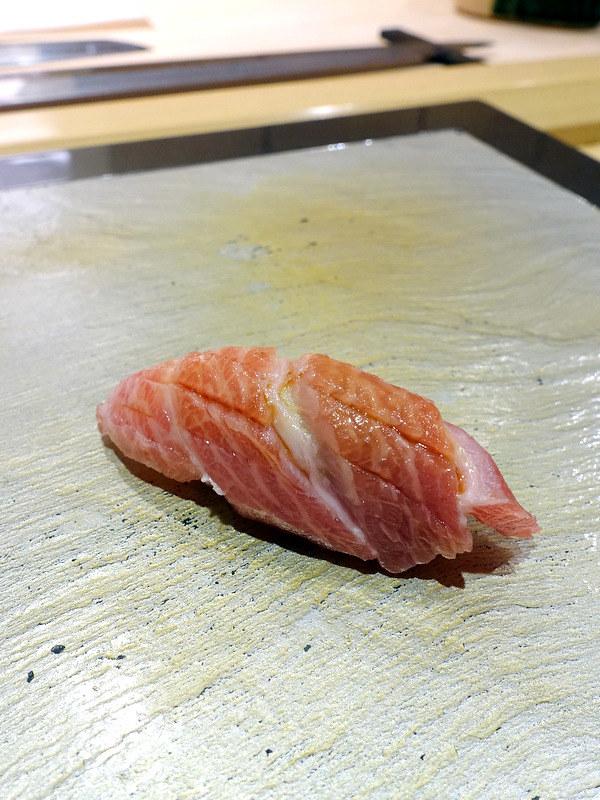 Sushi Iwa Ginza- Otoro (Supreme Tuna Belly)-001