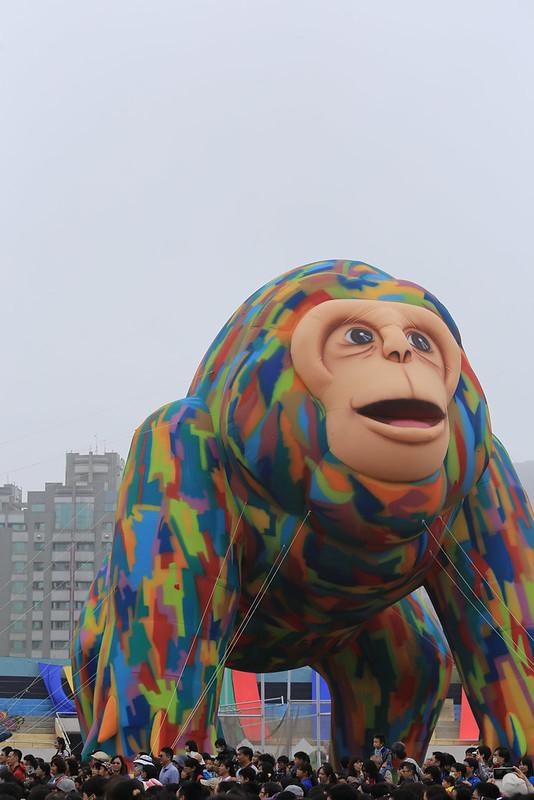 伊索動物園 - 紅毛猩猩