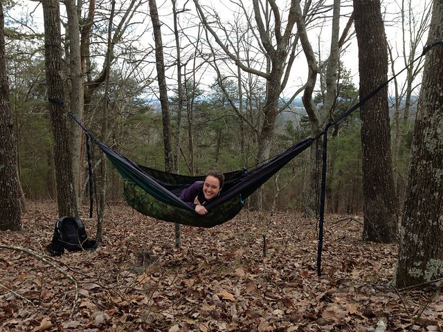 Morgan Hammocking