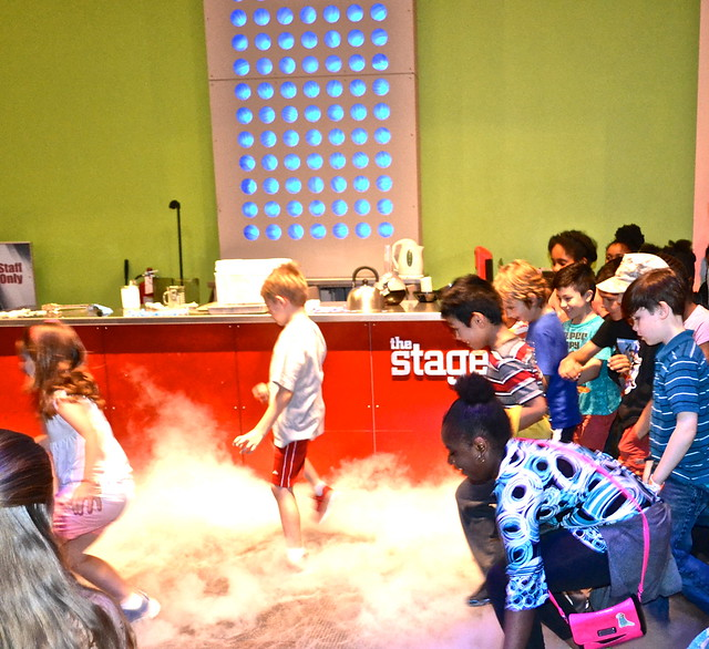 science shows - Discovery Place Charlotte, North Carolina