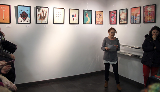 CLÁSICOS ILUSTRADOS - EXPOSICIÓN DE LA ASOCIACIÓN PiLA EN KANYA ENMARCACIÓN