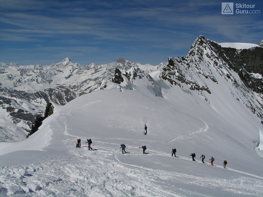 Allalinhorn Walliser Alpen / Alpes valaisannes Switzerland photo 10