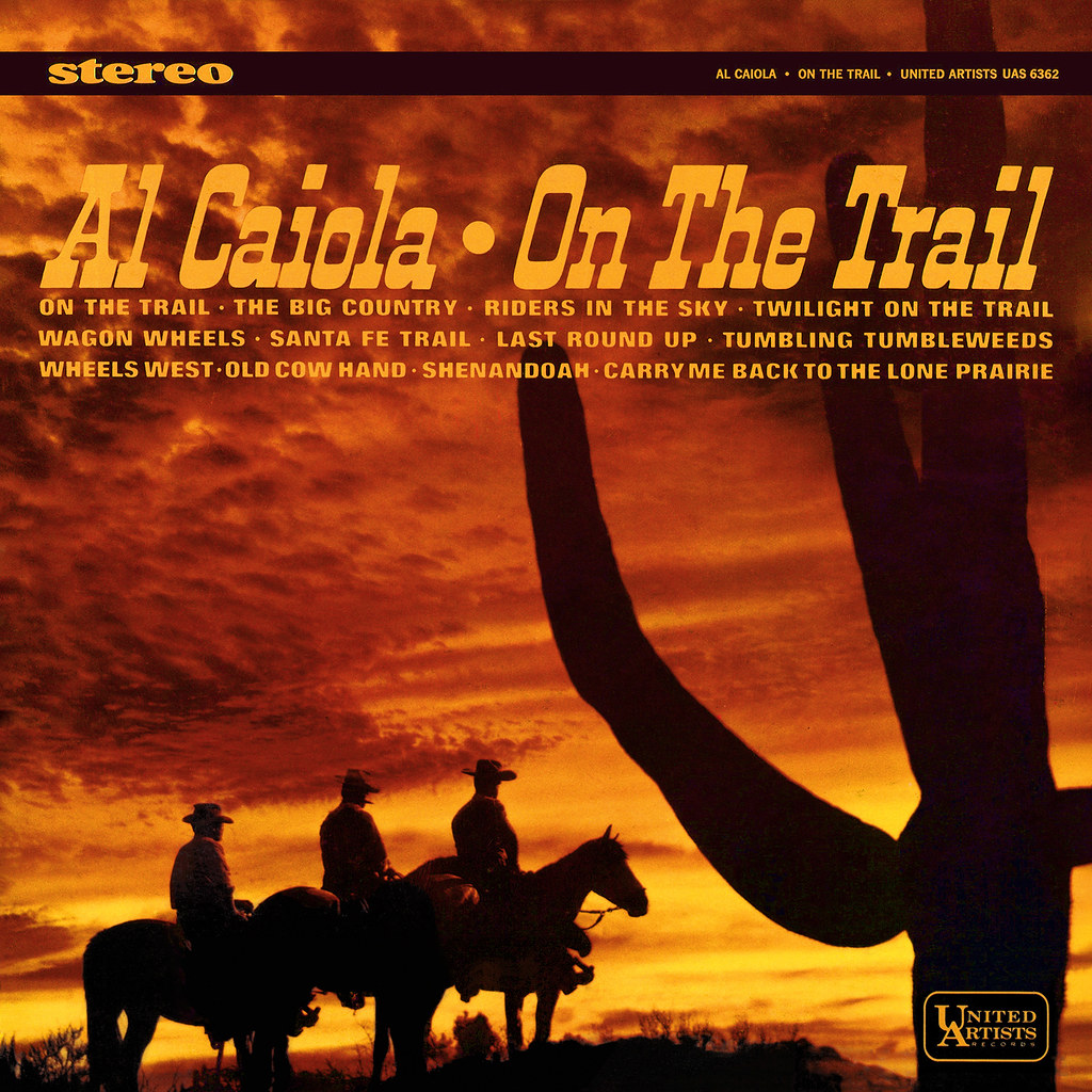Al Caiola - On The Trail