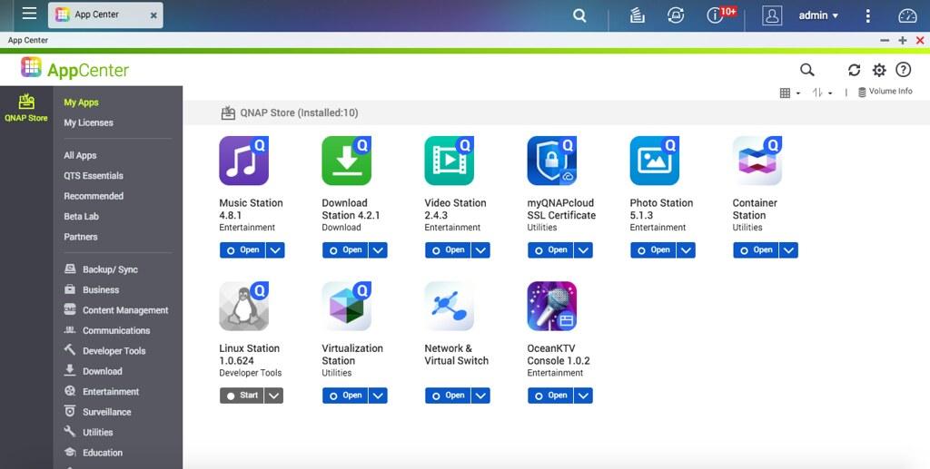 QNAP App Store บน QTS 4 2 1   Kongdej Keesukpan   Flickr