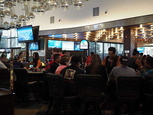 Harvey's Lounge Inside the Seven Mile Casino – South Bay