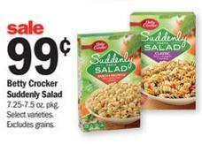 Betty Crocker Suddenly Salad