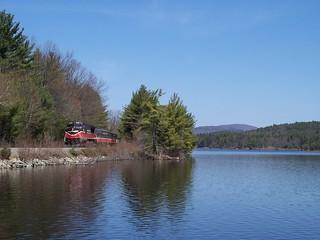 Quinapoxet Reservoir