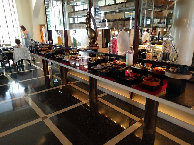 Friday Brunch @ the Chedi Muscat