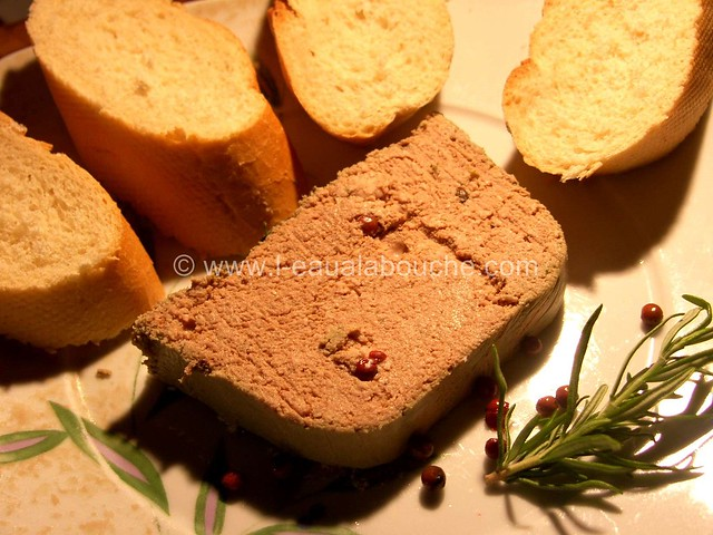 Mousse de Foie de Volaille au Porto & Poivre Rouge © Ana Luthi Tous droits réservés 016