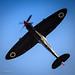 Supermarine Spitfire LF.MK.IXe. The Black Spitfire 57. © Nir Ben-Yosef (xnir) by xnir