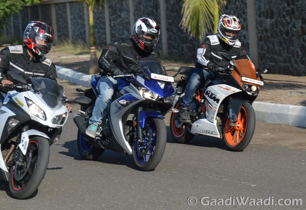 Yamaha R3 vs KTM RC390 vs Kawasaki Ninja300-23