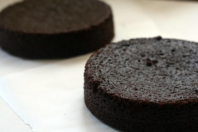 Las bases para pastel