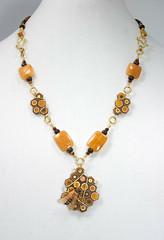 Last bee necklace