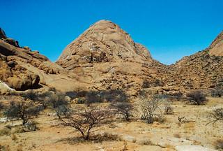 Bushman's Paradise, Spitzkoppe