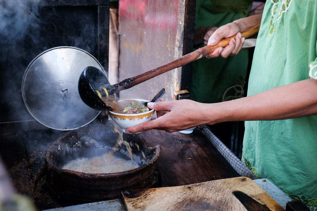 Makassar Food: Coto Nusantara