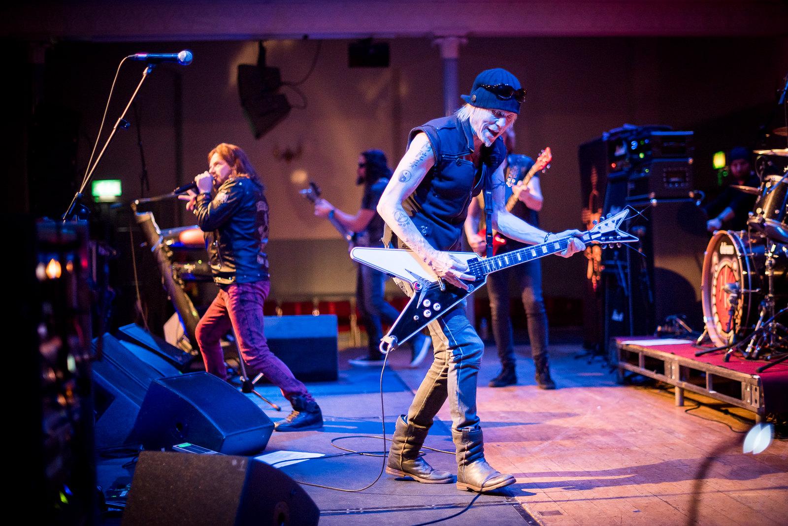Michael Schenker's Temple of Rock + Venrez - Fri 22 January 2016