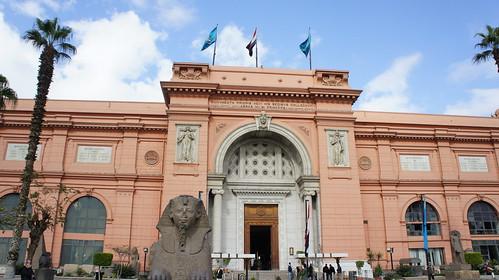 Egypt's Egyptian Museum