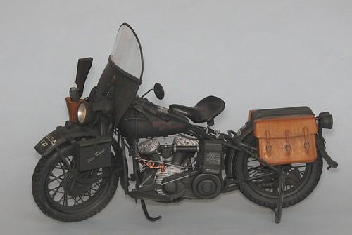 Harley-Davidson 45WLA