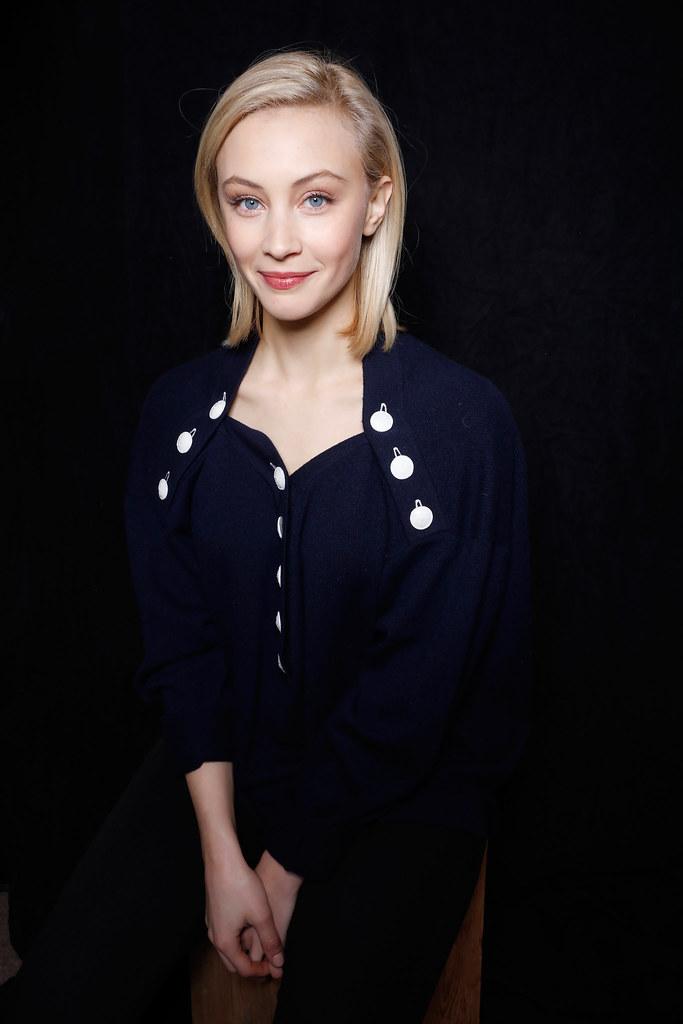 Сара Гадон — Фотосессия для «Возмущение» на «Sundance» 2016 – 2