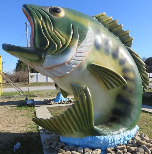 Giant Bass (Centre, Alabama)