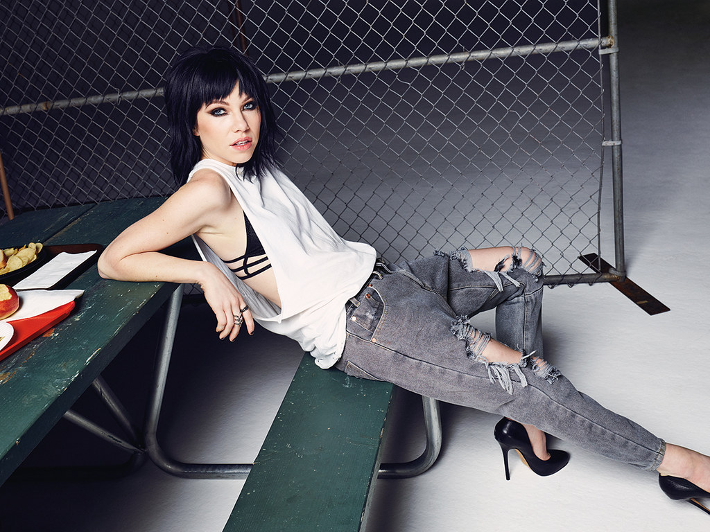 Карли Рэй Джепсен — Фотосессия для «Billboard» 2016 – 1