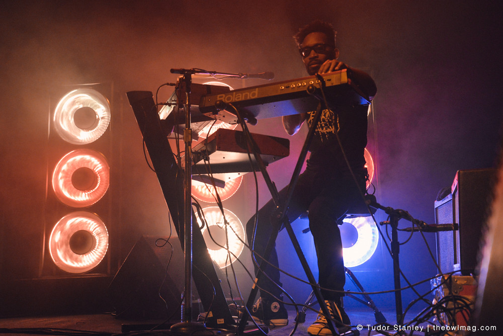 Unknown Mortal Orchestra @ The Fillmore, SF 2/1/16