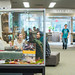 Library lobby by Humboldt State University