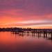 Sunset Light Over Middle River by ken.krach (kjkmep)