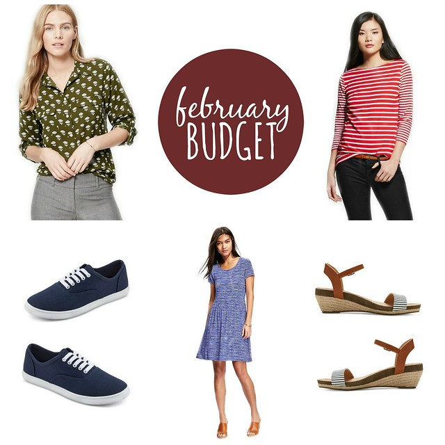 february 2016 budget; Style On Target