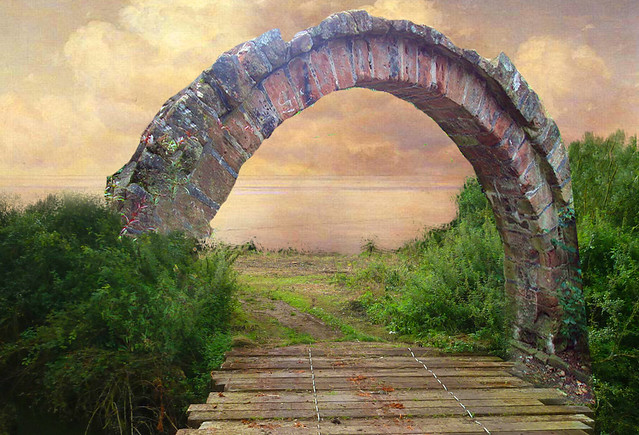 Arch Background
